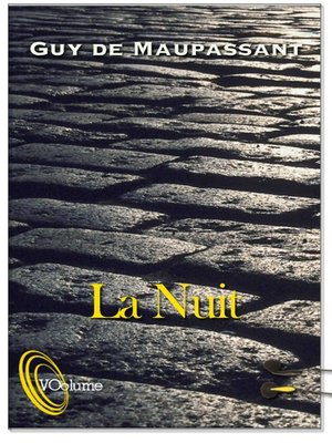 cover image of La Nuit